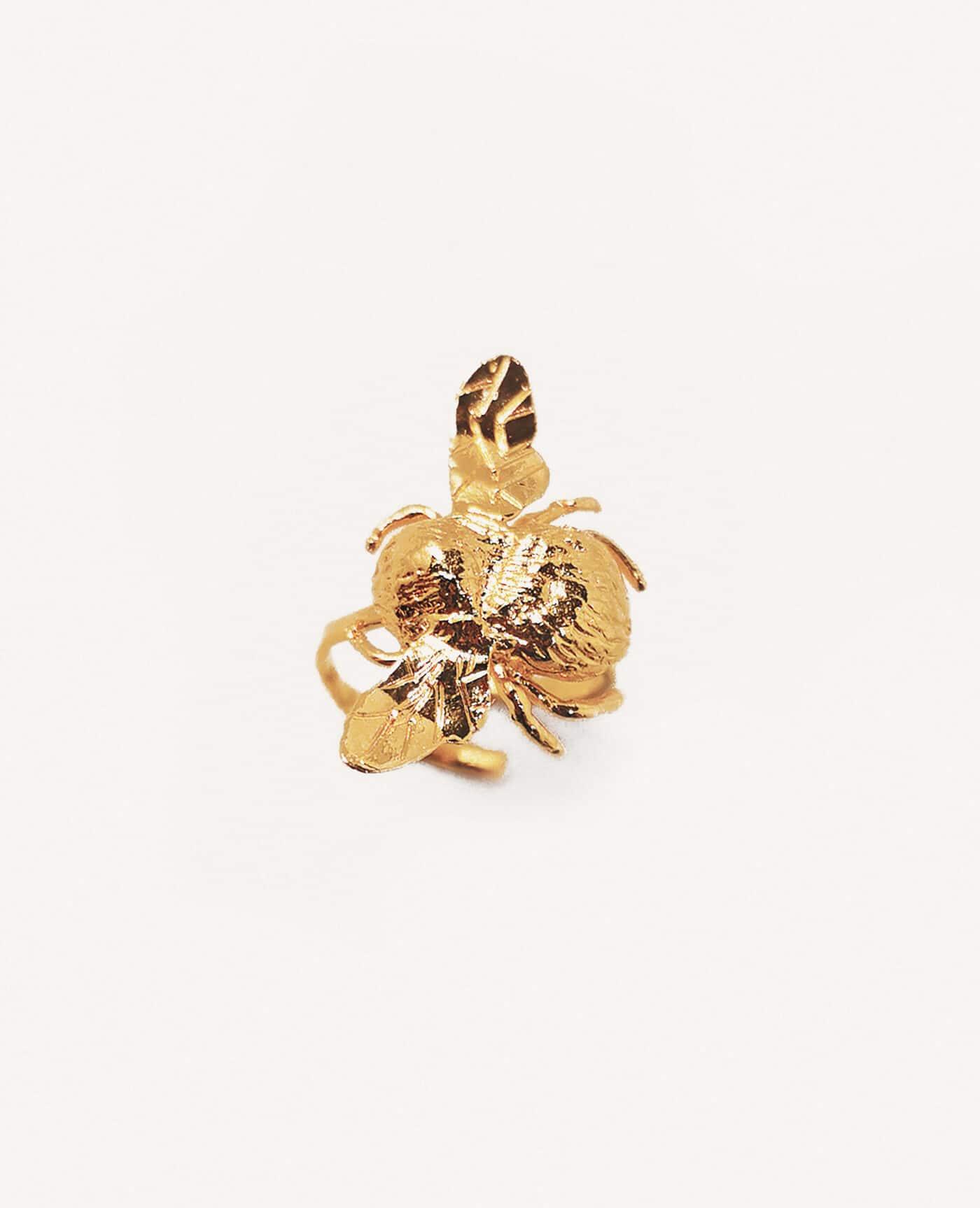 Bague abeille cela de la marque Elise Tsikis