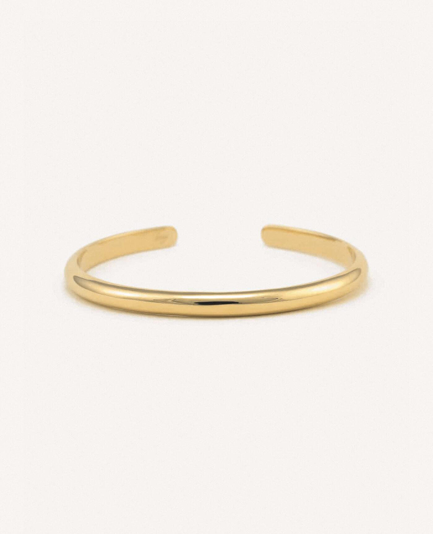 bracelet jonc or marie de la marque Luj Paris