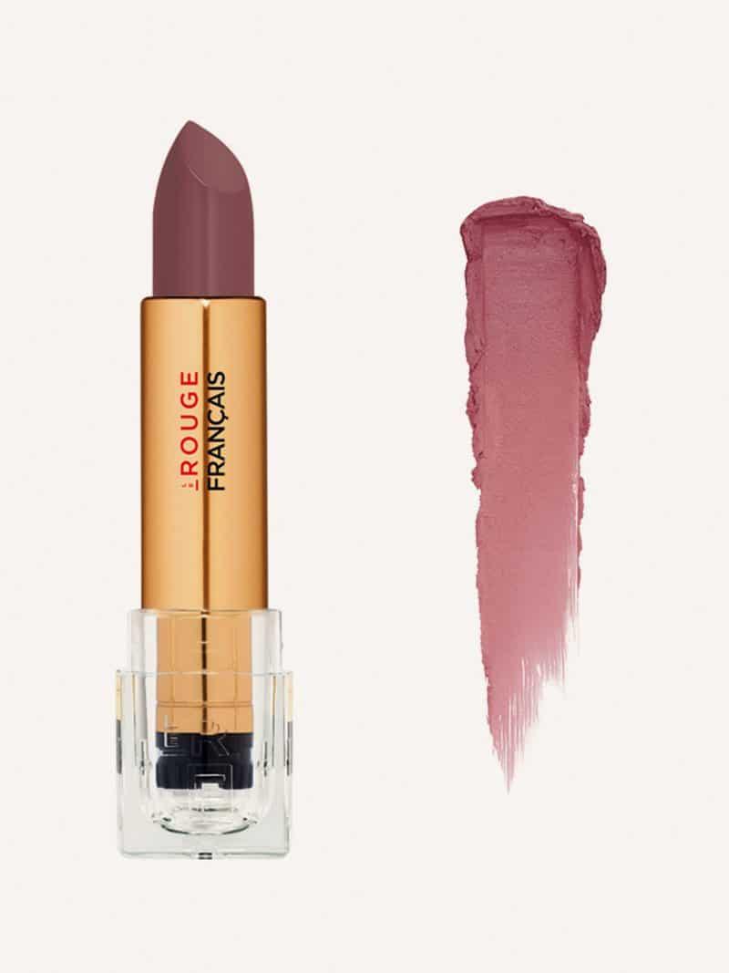 Rouge à lèvres rechargeable Wantura bio et vegan couleur nude de la marque Le rouge Français Made in France