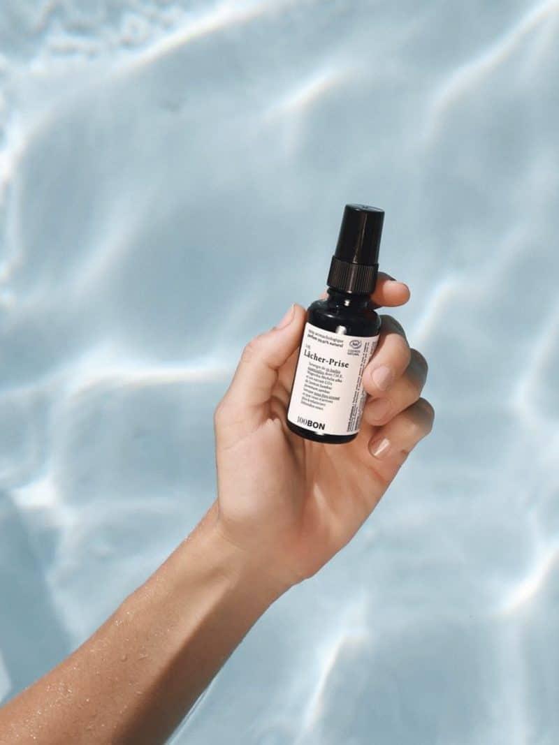 Parfum lâcher prise, déstressant naturel de la marque 100bon. Made in France